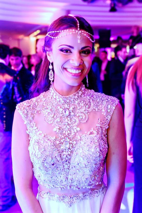 Aladdin premiere Stage entertainment  myrthes moneteiro juvelan headpiece kopfschmuck princess jasmine musical